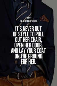 Style never dates